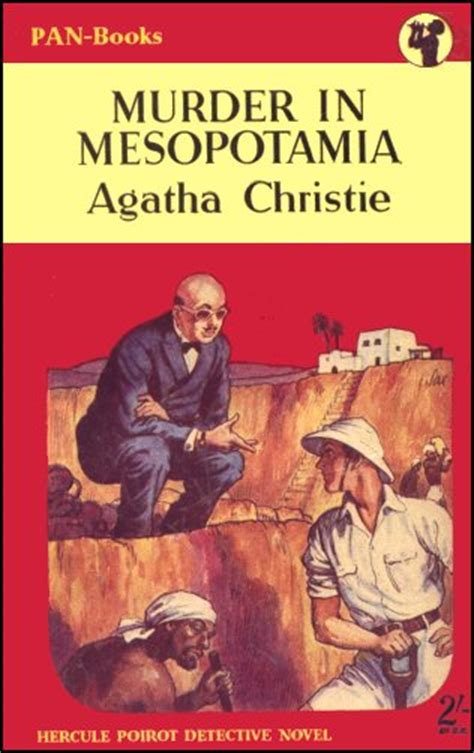 Novel Pembunuhan Di Mesopotamia Murder In Mesopotamia Agatha Christie the land of shinar