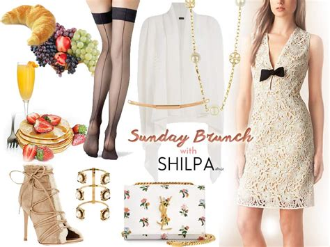 12 Tips On How To Dress For Brunch by Sunday Brunch For Fall Casual White Dress Shopping