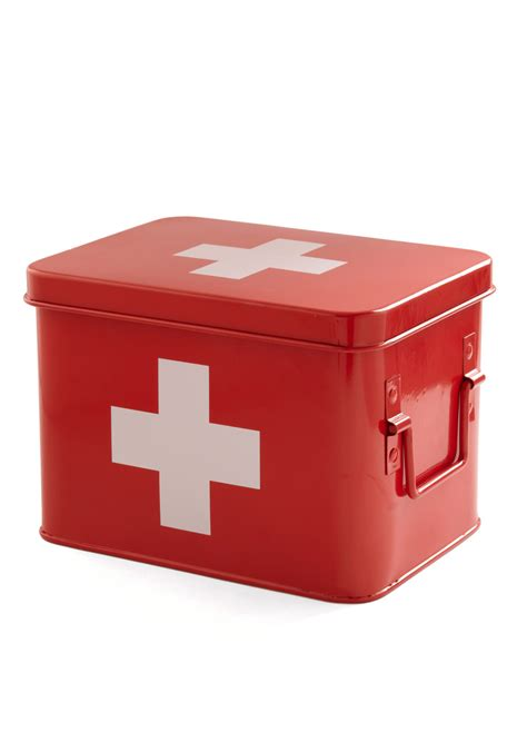 Retro First Aid Box   Neat Shtuff   Neat Shtuff