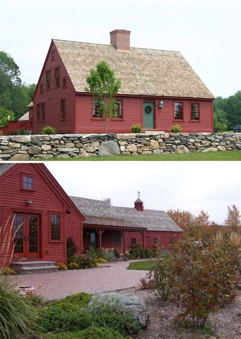 new england style homes early new england homes charmingly authentic modern