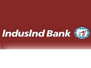 Indusind Bank Letterhead Indusind Bank Gains Ahead Of Q3 Fy12 Numbers Goodreturns