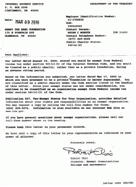 Official Irs Letterhead image gallery irs letter