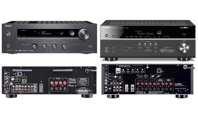 mid range home theater receivers  buy