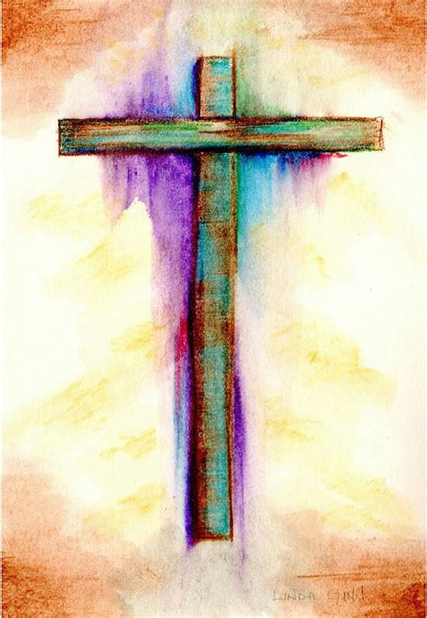 modern cross tattoos abstract cross 3 canvas print canvas by ginn