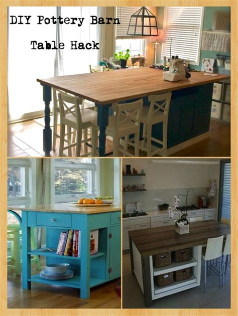 making your own kitchen island make your very own kitchen island or craft table with