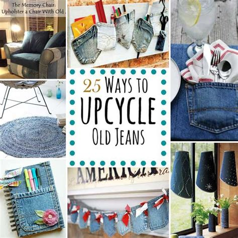 best upcycling projects top 25 cool diy ways to upcycle denims reuse