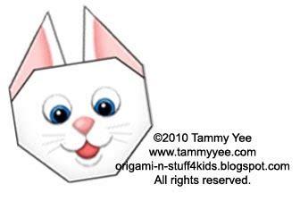 Tammy Yee Origami - origami n stuff 4 origami bunny