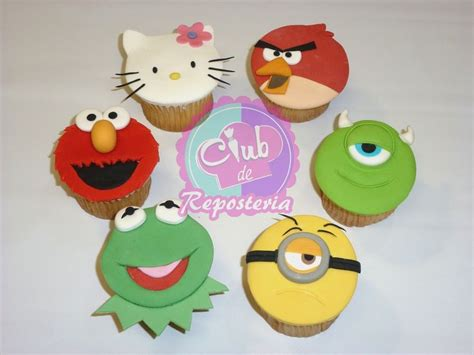 como decorar cupcakes 17 best images about cupcakes decorados con fondant on