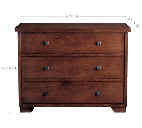 36 Inch Wide Dresser Great 36 Inch Wide Dresser Sumatra Dresser Pottery Barn Interior Furniture