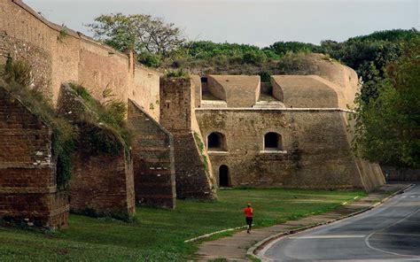 porte di roma mappa inaugurato il parco delle mura aureliane imprese edili