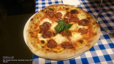 Bar Angolo Pizzeria Top Ryde Shopping Centre Ryde Vickie Life