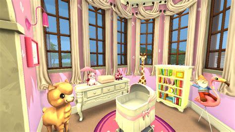 sims 4 nursery sims 4 room cordelia s little nursery sanjana sims studio
