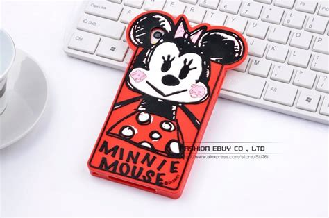 Setelan Anak Size 1 6 Mickey Mouse 28 Salur Kuningbaju Anak Karakter 3d graffiti mickey minnie mouse duck monkey soft silicone cover for sony xperia z1