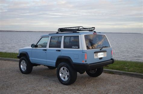 Xj Jeep 1998 Jeep Xj 4x4 Restored Nicest On Ebay