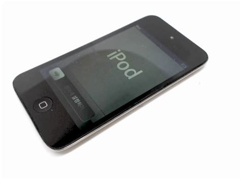 Ipod Touch 4th Generation Home Button 1 apple ipod touch 4th generation black 16 gb bad home button