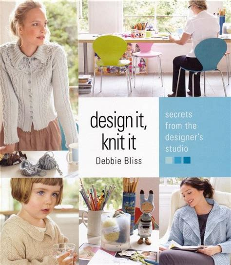 bliss home design reviews design it knit it by debbie bliss deramores