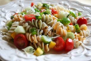 Great Pasta Salad Recipes by Easy Pasta Salad Recipes