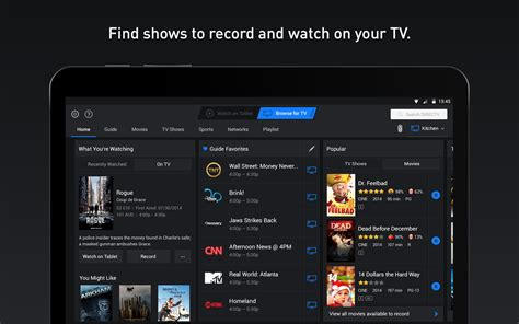 directv for tablets apk free android app appraw