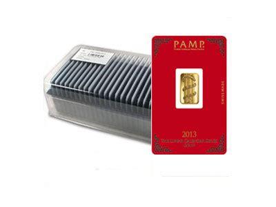 the bullion desk live gold price 25 x 5 gram pamp suisse lunar snake gold bullion bars for