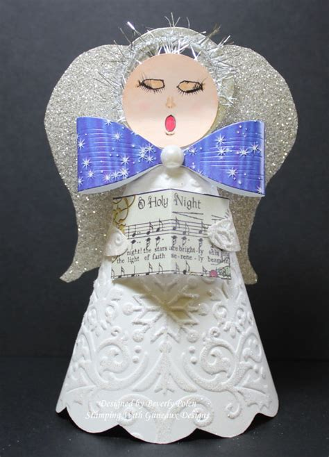 printable paper angel tree topper ff16annsforte3 christmas tree angel topper by