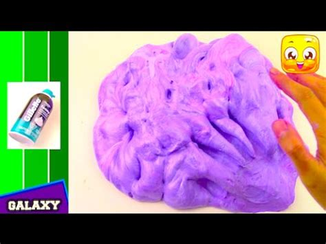 tutorial slime without borax how to make giant fluffy slime diy no shaving cream borax