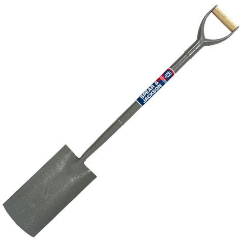 steel shovel tubular steel grafting shovel spear jackson