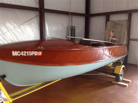 1957 wolverine 16 aluminum boat for sale in wolverine wagemaker 1957 for sale for 3 600 boats from