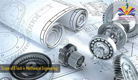 Scope Of Be Mechanical Mba by Scope Of B Tech In Mechanical Engineering Mangalmay