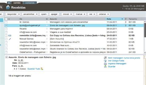 mudar layout yahoo mail op 231 245 es de visualiza 231 227 o de mensagens portugalmail suporte