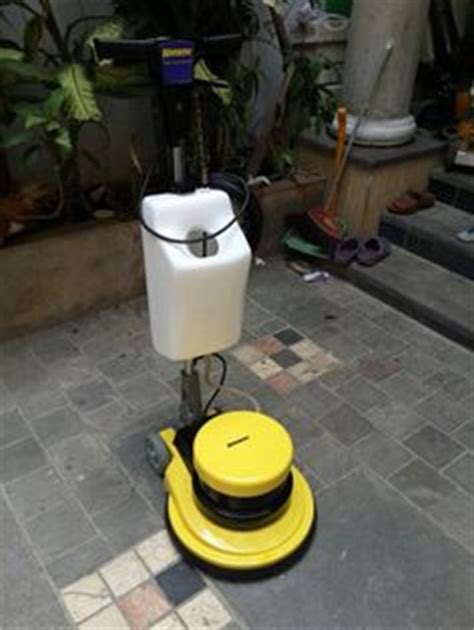 Mesin Pembersih Lantai Krisbow polisher lantai second sidoarjo co id