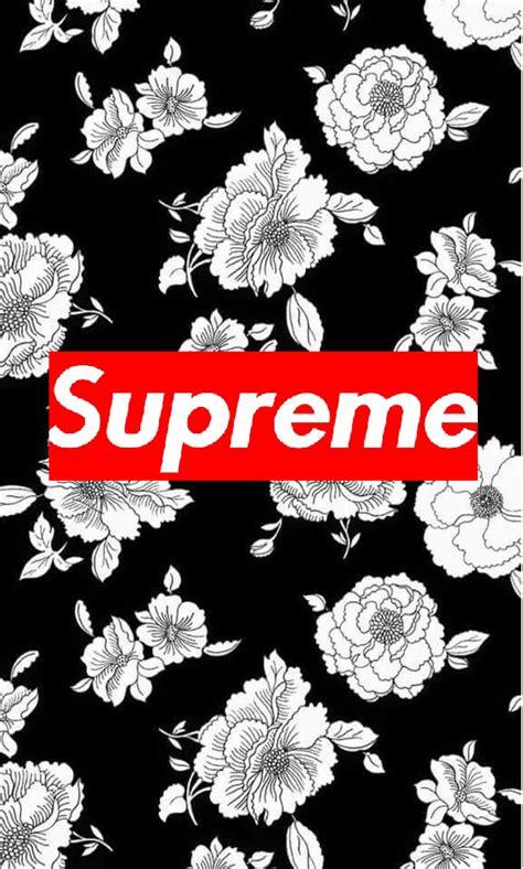 Supreme Floral Wallpaper