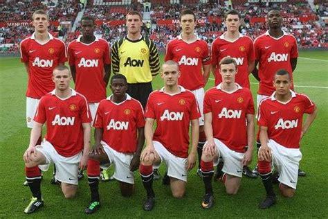 Calendrier Manchester United Derniers Vainqueurs De La Fa Youth Cup Avec Manchester