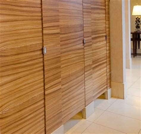 wood partitions ironwood manufacturing wood veneer restroom partition
