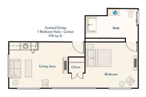 assisted living facility floor plans assisted living apartment floor plans springwell senior