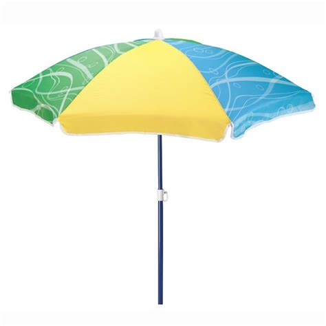42 inch seaside umbrella picnic tables by step2