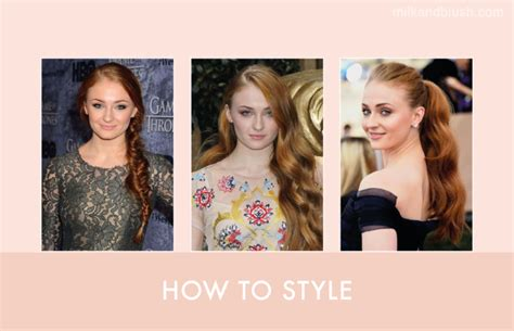 how to gethair like lagerthas how to get hair like sophie turner hair extensions blog