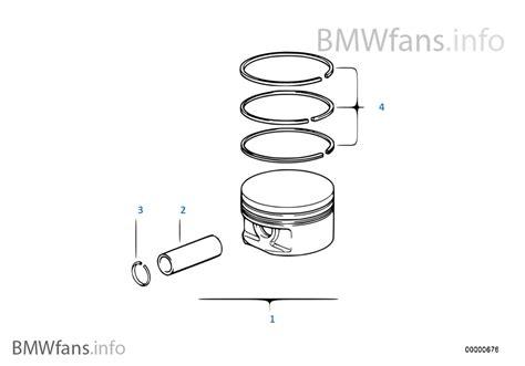 supplement no 8 to part 742 crankshaft pistons bmw 7 e38 740il m62 europe