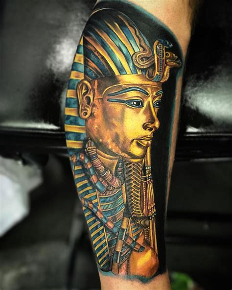 death mask tattoo designs beautiful king tut pictures styles ideas 2018