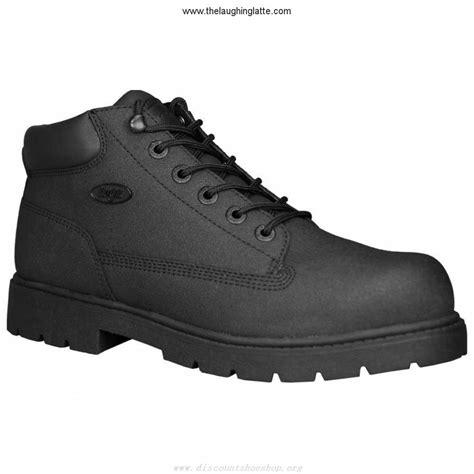 cheap black mens boots sale cheap mens shoes lugz drifter lo scuff proof steel