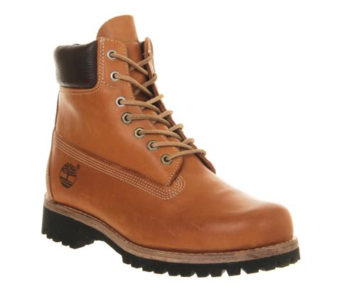 Rugged Timberland Boots by Timberland Earthkeepers Heritage Rugged Boots In Brown For