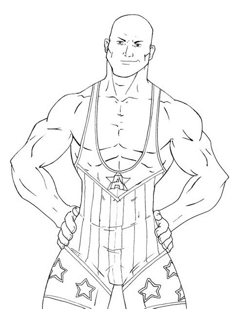 images  wwe coloring pages  pinterest