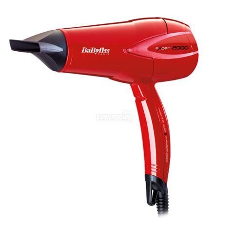 Babyliss Hair Dryer Expert Collection hair dryer babyliss expert 2000w d302re