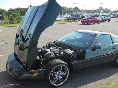1994 chevrolet corvette coupe 5 7 liter ohv 16 valve lt1