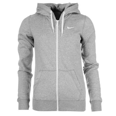 Hoodie Zipper Sweater Jaket Eiger Keren 1 nike club zip hoody womens grey hooded sweater jacket ebay