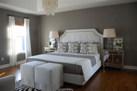 Bedroom Paint Ideas Gray - gray bedroom contemporary bedroom benjamin moore galveston gray