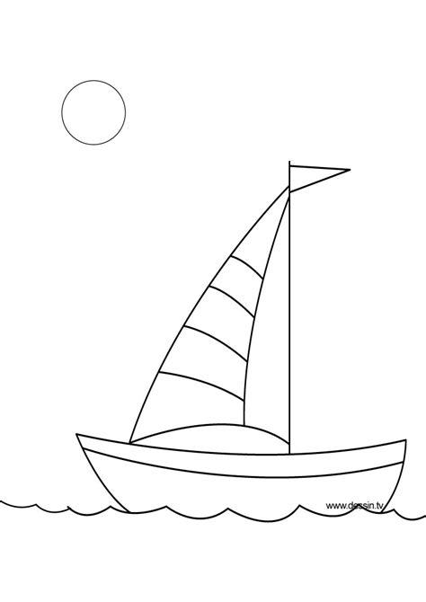 dessin bateau de plaisance coloriage bateau du vend 195 169 e globe