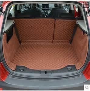 Floor Mat For Car Trunk Free Shipping High Quality For 2013 Opel Mokka Car Trunk