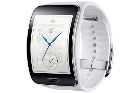 Samsung Gear Samsung Galaxy Gear S Sm R750 Factory Unlocked Curved Amoled Smart White Ebay