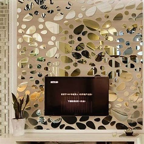 home decor 3d stickers multi patterns diy 3d vinyl wall sticker poster bedroom