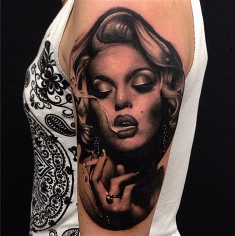 marilyn monroe skull tattoo designs marilyn tattoos the 15 greatest marilyn